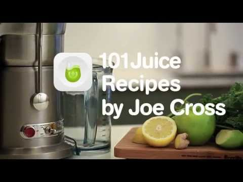 101 recipes joe cross