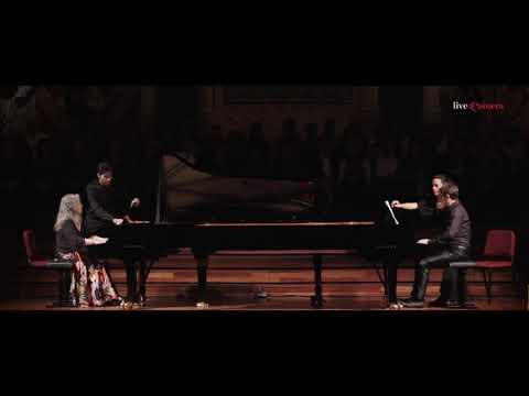 Gabriele Baldocci & Martha Argerich Live 2018 (Complete Recital)