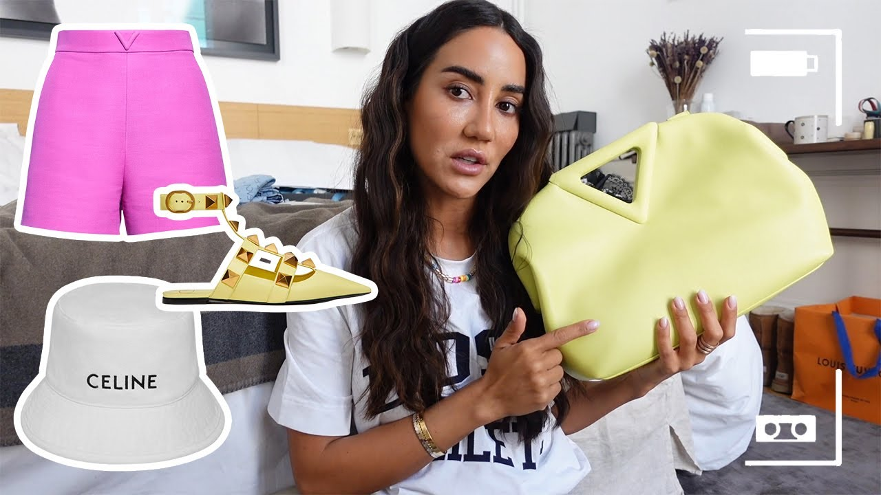 Download Massive Clothes, Bags and Shoes Haul for Spring | Tamara Kalinic
