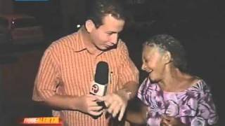 REPORTAGEM: SOLETRANDO COM VELHINHA MUITO ENGRAÇADA ORIGINAL (PRIMEIRO ENCONTRO)