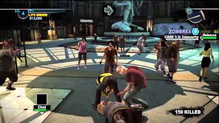 Dead Rising 2 Walkthrough - Case 1-3 [HD] (PS3/X360/PC)