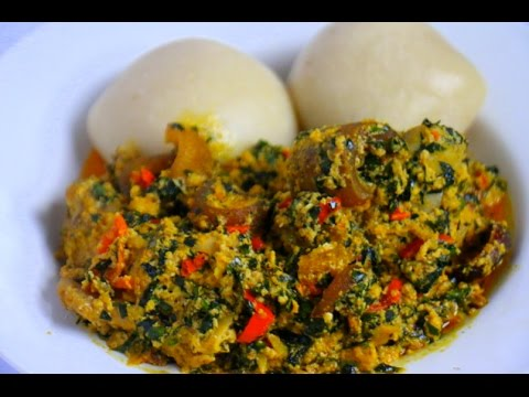 how to cook egusi stew