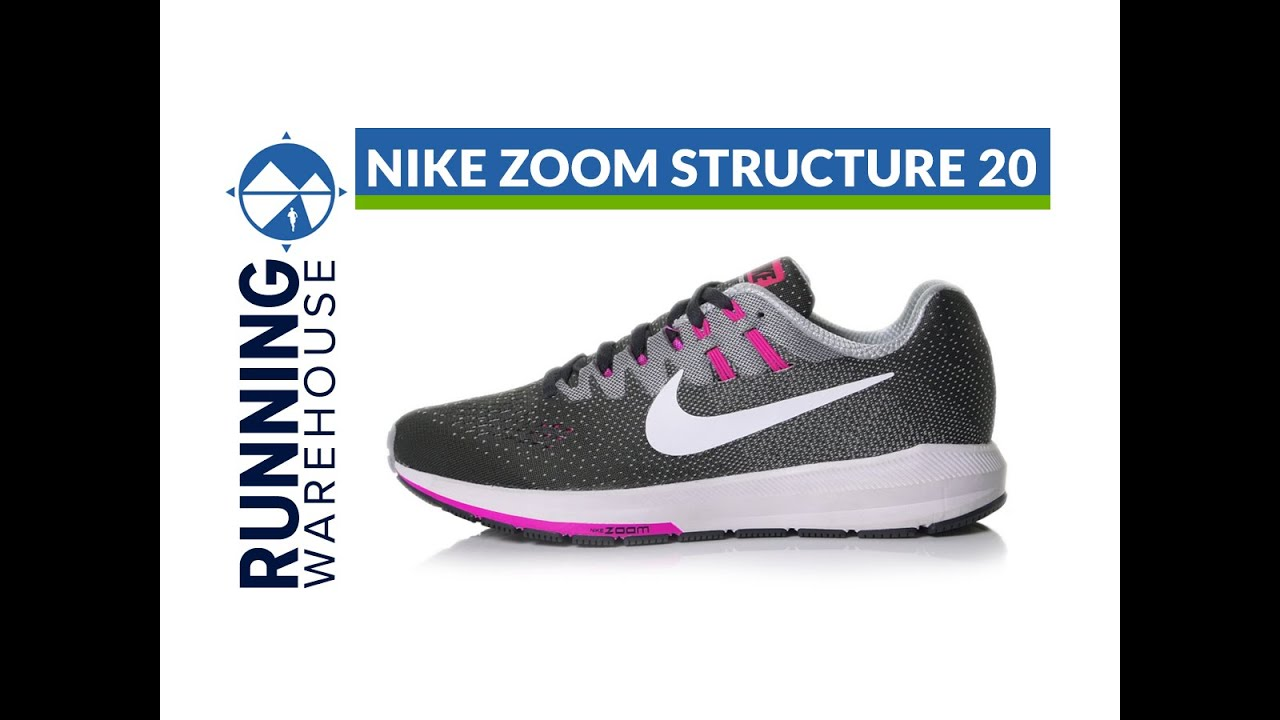 Nike Zoom Structure 20 Womens