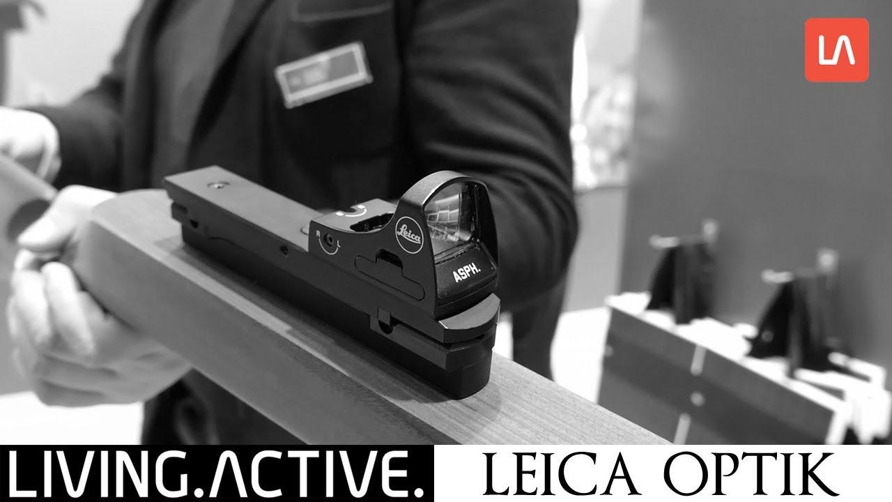 Leica Entfernungsmesser Frankonia : Livingactive leica neuheiten iwa youtube