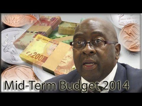 Mid-Term Budget 2014: Nhlanhla Nene
