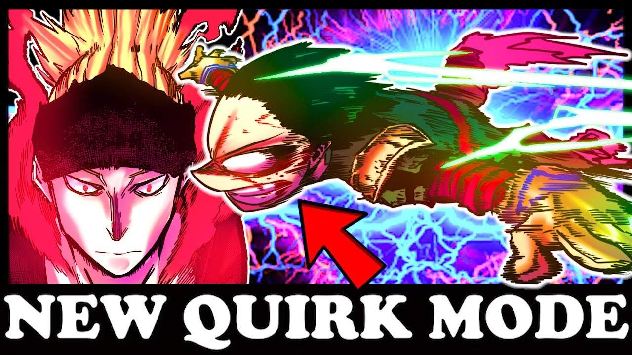 Download Deku's NEW Quirk is WAY STRONGER than we thought! | Boku no Hero Fa Jin + One For All 100% vs Nagant