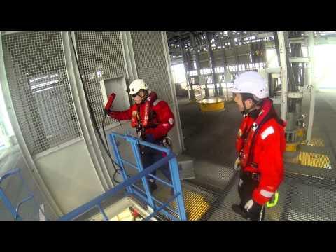 London Array Vessel Transfer