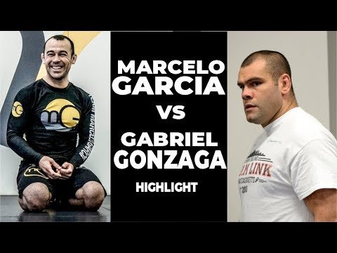 BALEIAS REMIX: MARCELO GARCIA No Gi BJJ Highlight vs Gabriel Gonzaga UFC Fighter