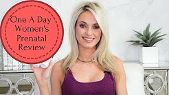 One A Day Women's Prenatal Review