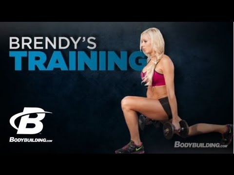 Brendy Scheerer's Training & Fitness Program - Bodybuilding.com