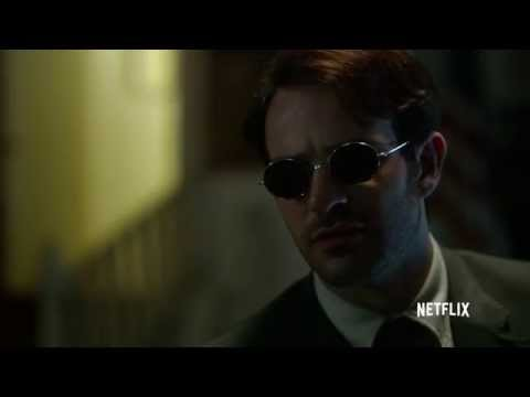 Marvel's Daredevil Matt Murdock Featurette - Charlie Cox