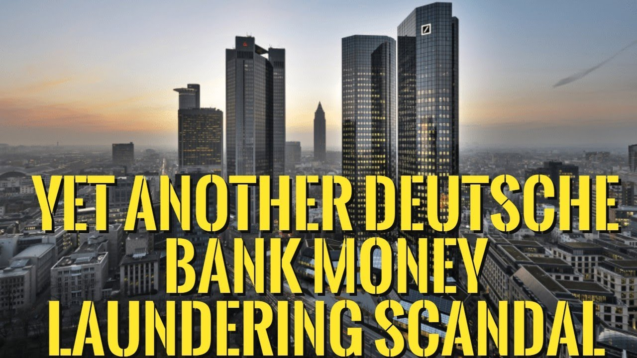 👉Deutsche Bank, HSBC & JPMorgan Money Laundering Scandal Could trigger The Greatest Financial Crisis