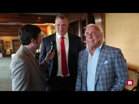 Ric Flair Talks Glenn Jacobs for Mayor  Rare Politics