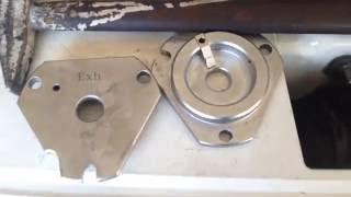 Fiat doblo 1.6 16v natural power грм перевірка, настройка фаз, мітки грм, кондуктора