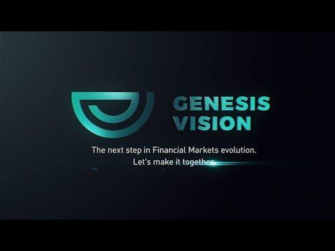 Genesis Vision - Decentralized platform for trust management. ICO Teaser