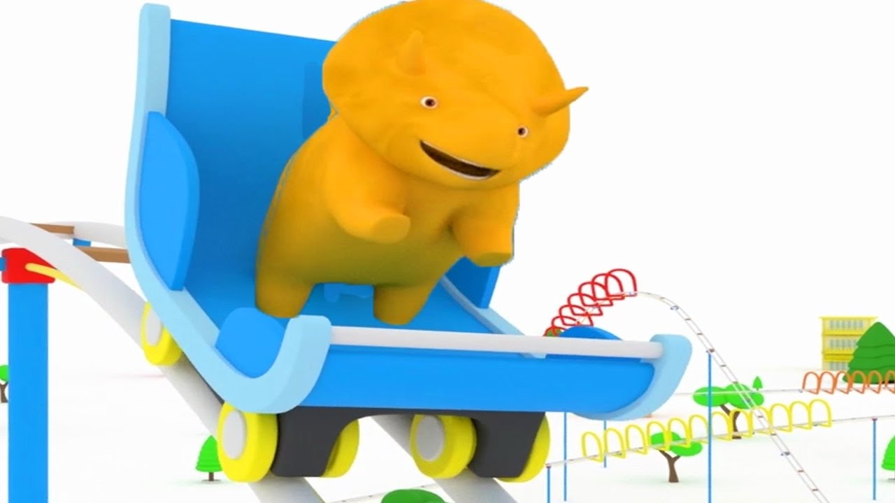 learn-colors-on-roller-coaster-with-dino-the-dinosaurs-educational-cartoon-for-children-toddlers