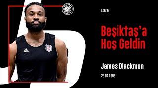 James Blackmon Beşiktaş'ta