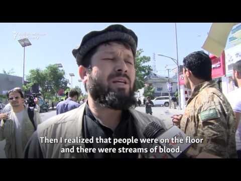 Dozens Killed In Huge Kabul Blast