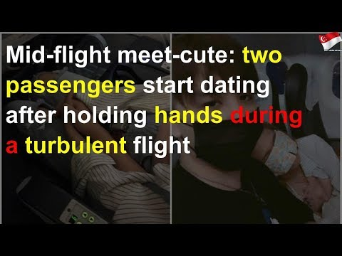 The Morning Rush - Seatmates Become A Couple After Holding Hands On Bumpy Fight