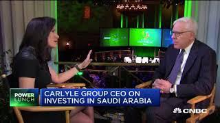 روبنستين: في الوقت الحالي المكان المناسب والأكثر جاذبية للاستثمار في المنطقة هو في السعودية