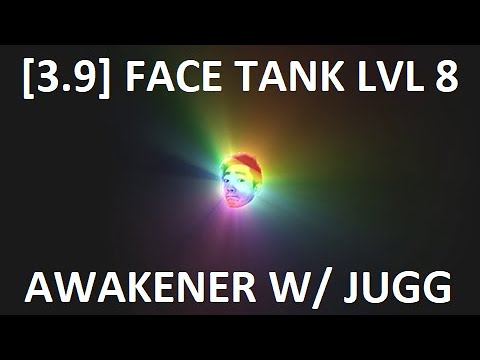 [3.9] Face Tanking Awakener 8 with a Budget Build