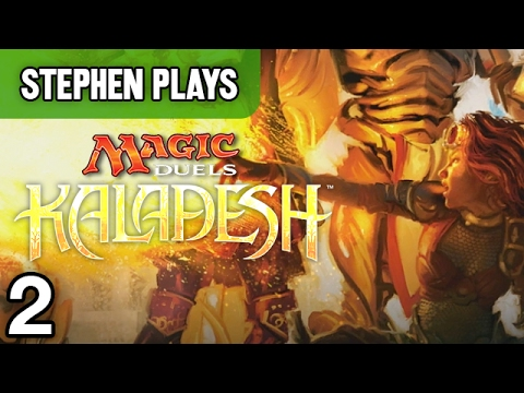 "MtG: Kaladesh #2 - ""Burning Energy"""