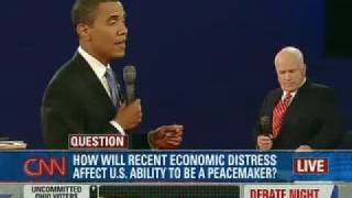 Obama: I Don't Understand... Your Faulty Foreign Policy