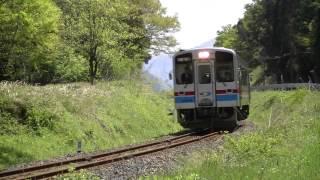 若桜鉄道 WT3300
