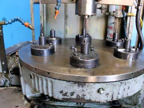 5336 20 Ton Denison Multipress Model Fh 20 20 H Rotary