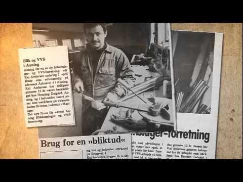 Download Auning Blik - 25 års jubilæums video