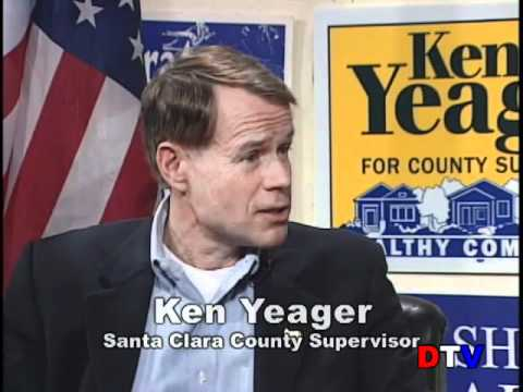 Ken Yeager, DemocraticTV of Santa Clara County