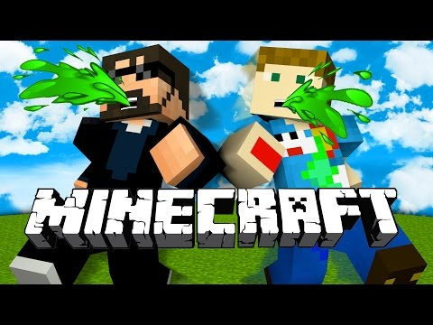 Minecraft: CHUNK RUNNER |  YOUTUBE CHALLENGE!!