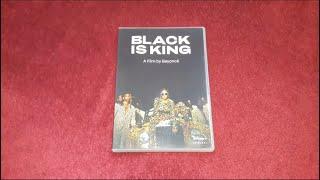 DVD Beyoncé - BLACK IS KING (Exclusive Edition) - Unboxing