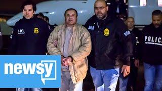 'El Chapo's' Son At Center Of Shootout