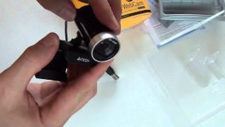 Обзор A4Tech PK-910H 1080P Full-HD