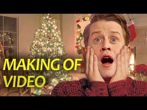 Home Alone 2020.Home Alone Christmas Reunion Making Of Video 2020 Movie
