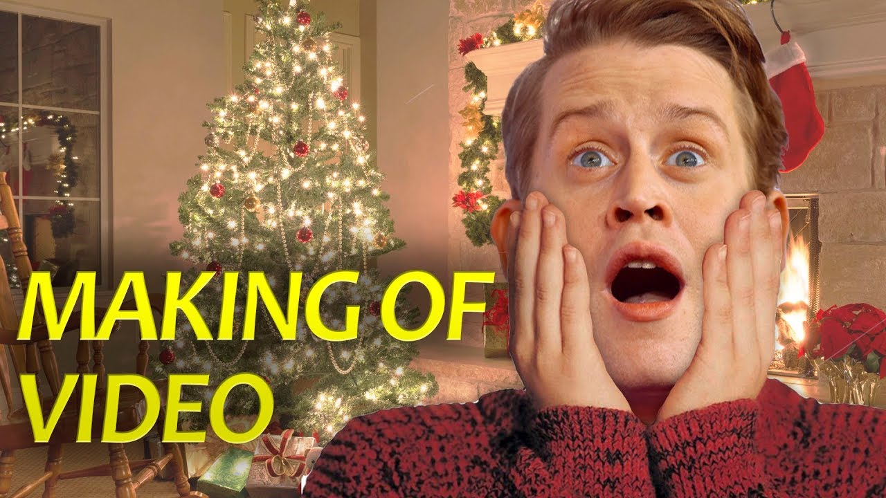 Home Alone Christmas Reunion Making Of Video 2019 Movie Trailer