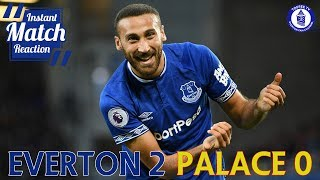 Download Video Tosun Clinches Victory   Everton 2-0 Crystal Palace   Gwladys Street Reaction MP3 3GP MP4