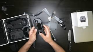 افضل طيارة مسيرة مافك درون Mavic pro drone