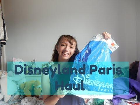 Disneyland Paris Haul | JustJen