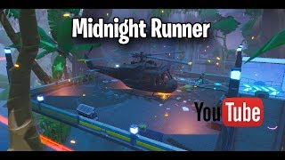 *NEW* Midnight Runner awesome Fortnite Creative Jump & Run map! The first REAL Deathrun!
