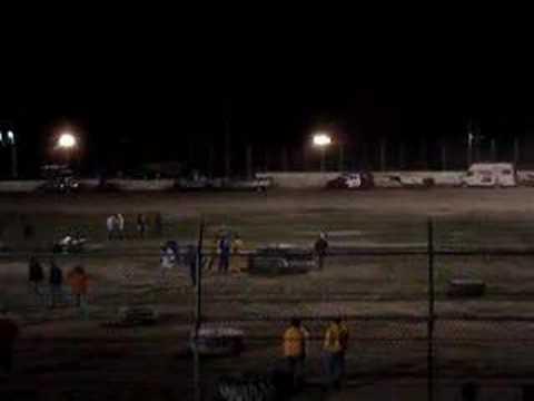 Wilmot Speedway Car Rolling
