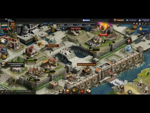 Clash Of Kings секреты ( Механика боя и отряд 1 VS 1 )
