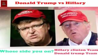 CNN... Michael Moore: The Trump Presidency Will Be The Biggest F U To The System In History