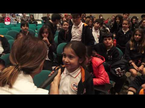 TOC Sports Culture and Olympic Education Presentations Held at Olimpiyatevi