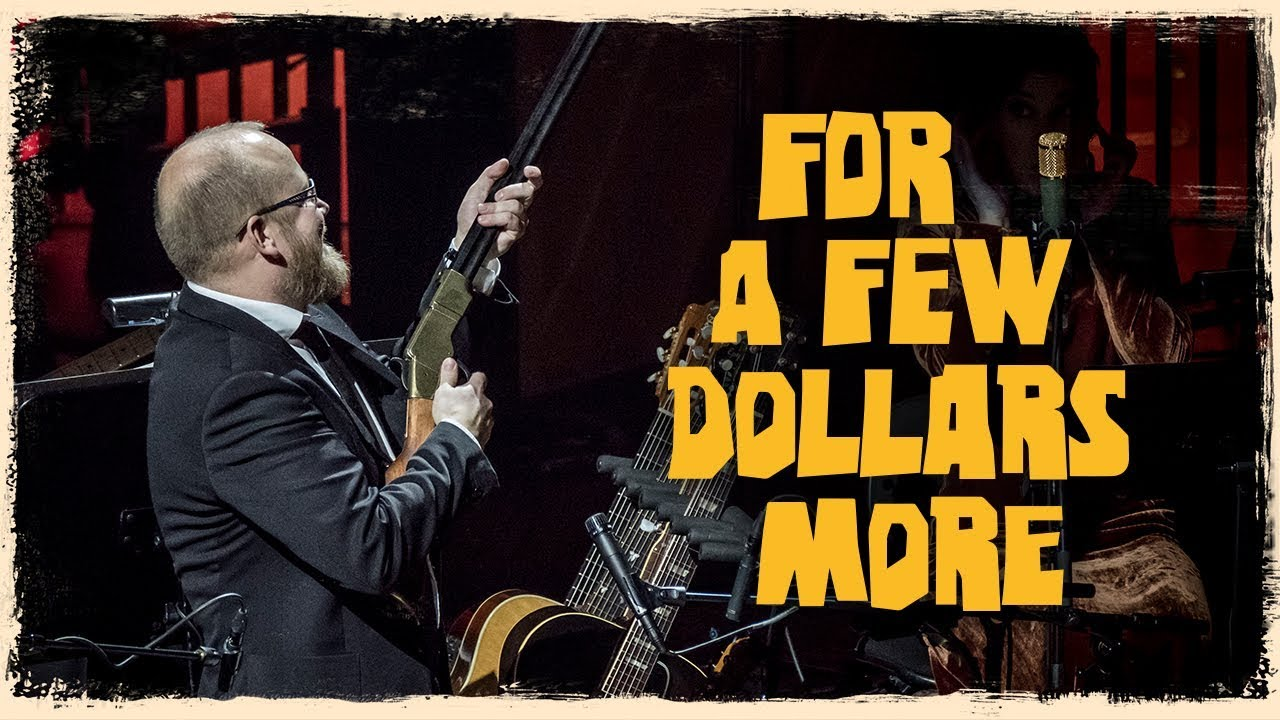 For A Few Dollars More // The Danish National…
