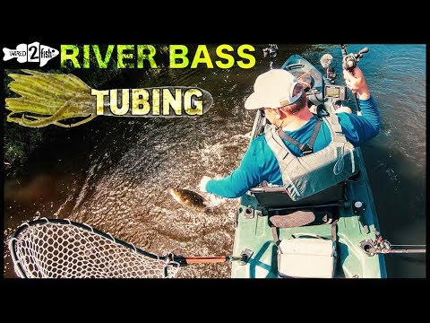 Dragging Tubes For River Smallmouth