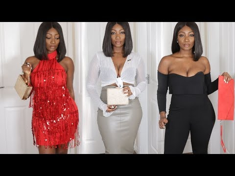 NEW YEAR'S EVE OUTFIT IDEAS | PARTY OUTFITS LOOKBOOK !!! streaming vf