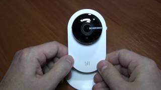 IP Камера YI для дома. ОБЗОР