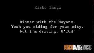 Kirko Bangz - Say Hello Lyrics [Video]